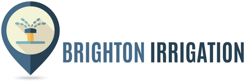 Brighton Irrigation Retina Logo